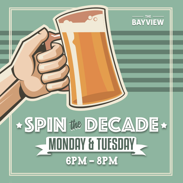 Spin the Decade